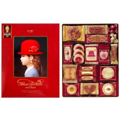 Tivolina高帽子 紅帽禮盒(536g)
