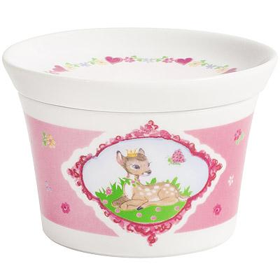 KAHLA 兒童碗盤2件組(小鹿)
