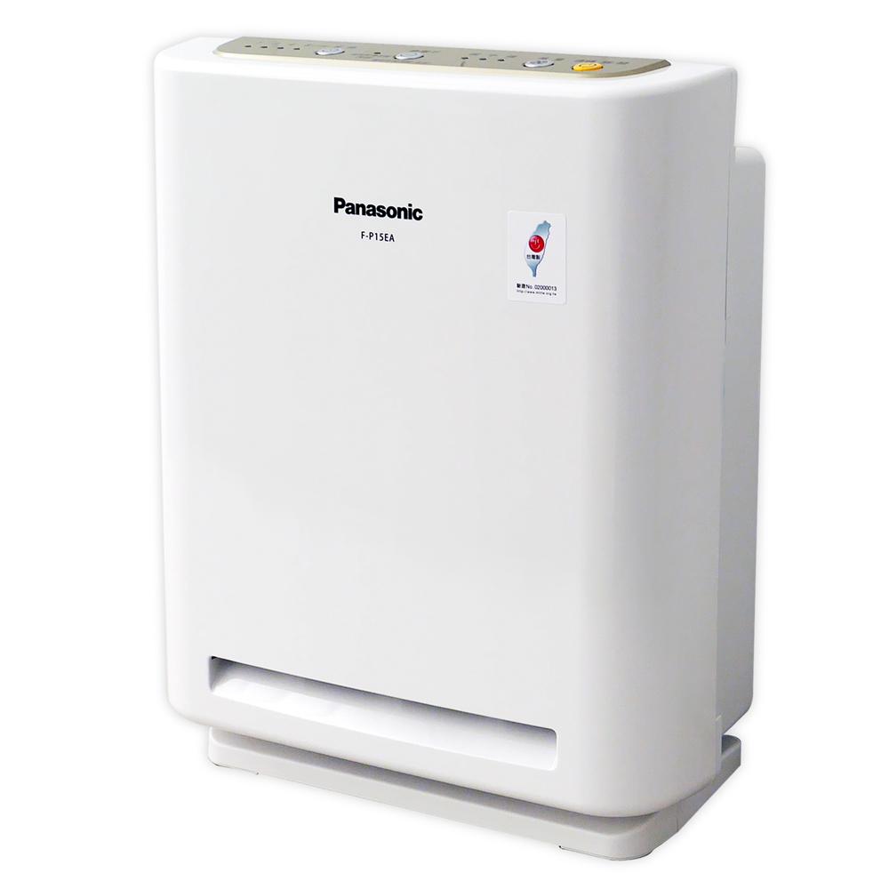 Panasonic國際牌 3坪 負離子空氣清淨機 F-P15EA