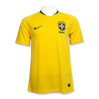 NIKE-FIFA 世足球衣(男)893856749-巴西