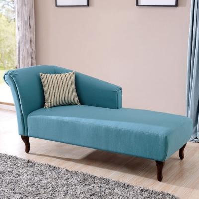 沙發 貴妃椅 華盛頓 藍色布面 左右可選 品家居