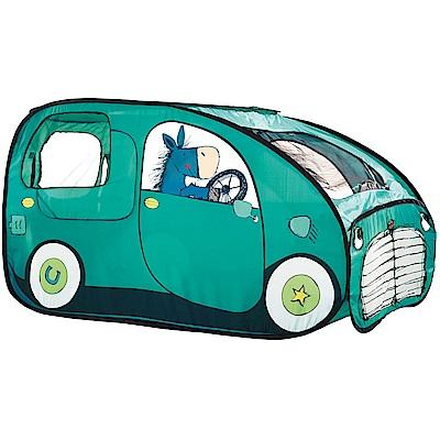 【JAKO-O德國野酷】汽車摺疊帳篷