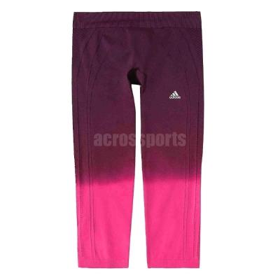 愛迪達 Adidas Women 運動 七分褲 女