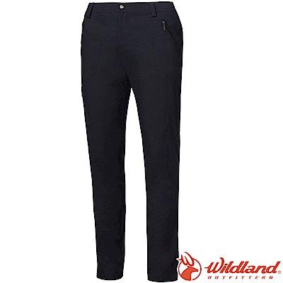 Wildland 荒野 0A61381-54黑色 女Codura抗UV功能長褲