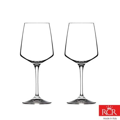 義大利RCR艾瑞爾無鉛水晶白酒杯(2入)460cc