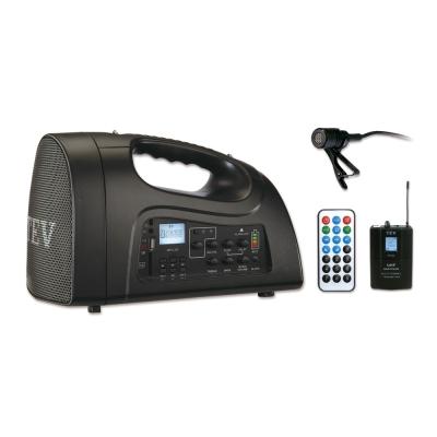 TEV 肩帶式USB SD播放擴音器(領夾式) TA220ULL