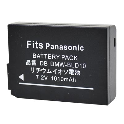 Panasonic DMW-BLD10 相機專用鋰電池