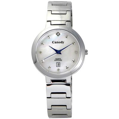 Canody 極度時尚都會女錶(CL1226-B)-珍珠貝/29mm