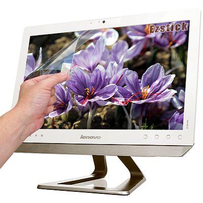 EZstick 靜電式霧面螢幕貼(多點觸控專用滑順型)-Lenovo C225 18.5吋