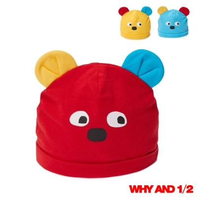 WHY AND 1/2 mini 普普熊嬰兒帽 多色可選