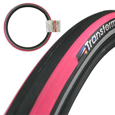 【正新】20吋專用光頭輪胎-二條(粉紅色)