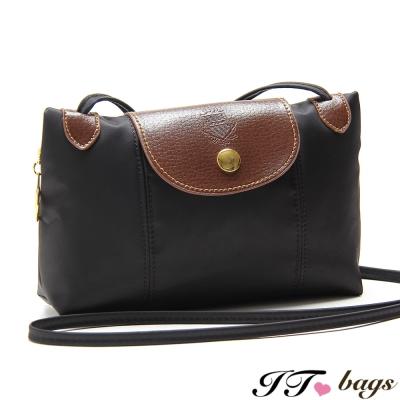 It-Bags-品牌經典輕量尼龍隨身小肩包-共八色