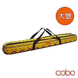 韓國COBO 印地安圖騰 天幕桿營柱收納包 多功能裝備袋 大號