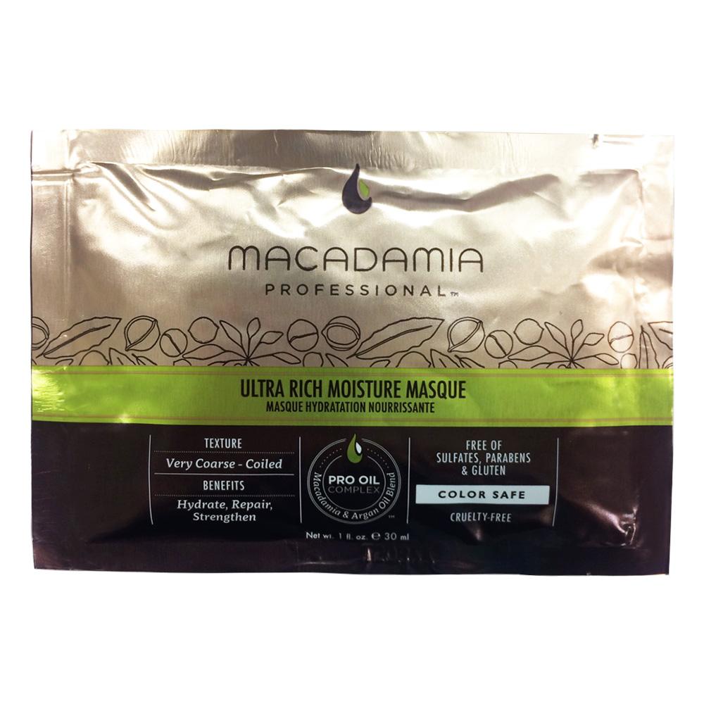 Macadamia Professional 瑪卡奇蹟油超潤澤髮膜30ml