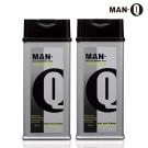MAN-Q S1茶樹精油全效潔淨露350mlX2