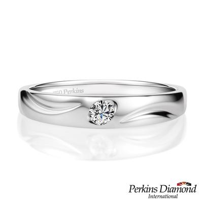 PERKINS 伯金仕 - Classic系列 鑽石戒指