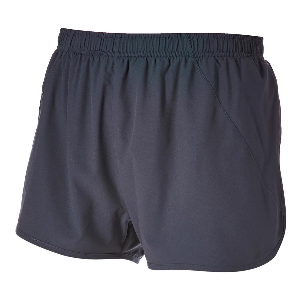 【Berghaus 貝豪斯】女款彈性運動短褲S09F02-黑