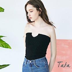 百搭針織背心  TATA