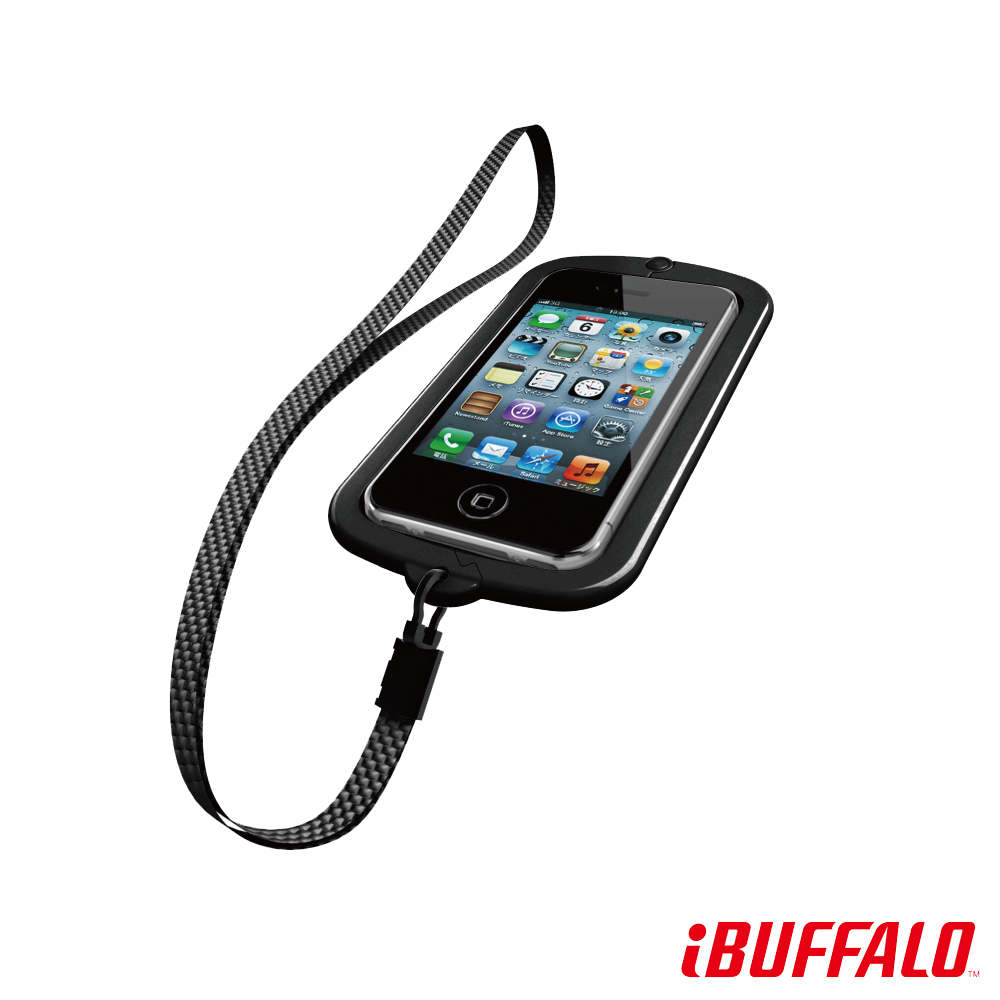 BUFFALO iPhone 4/4S 防水保護殼