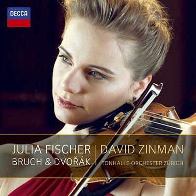 布魯赫-德弗乍克-小提琴協奏曲-費雪-小提琴-辛曼-指揮-蘇黎世市政廳管弦樂團