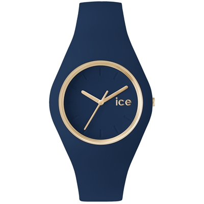 Ice-Watch 森林系列 質感風尚腕錶-午夜藍/43mm