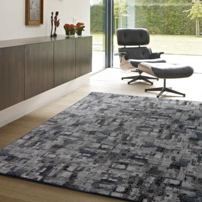 范登伯格 - 朝暘 進口地毯-渲染 - 深灰 (大款-200 x 290cm)