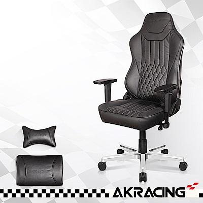 AKRACING超跑電競椅(半牛皮經典款)-GT747 VOGUISH