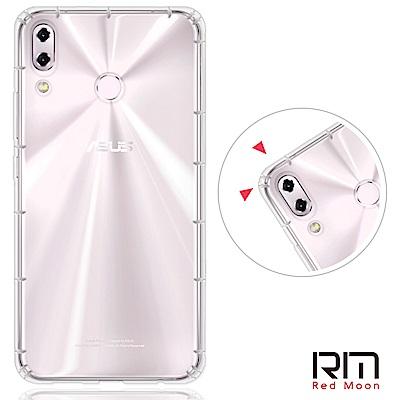 RedMoon ASUS ZenFone 5Z/ZS620KL 防摔透明TPU手...