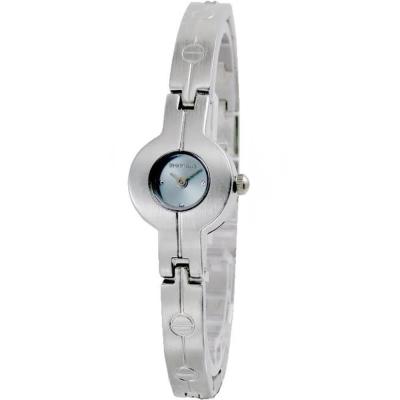 MORGAN新穎摩登個性時尚女錶-藍17mm