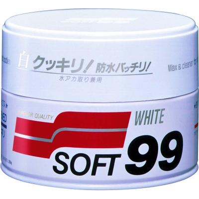 日本SOFT 99 高級白蠟-快