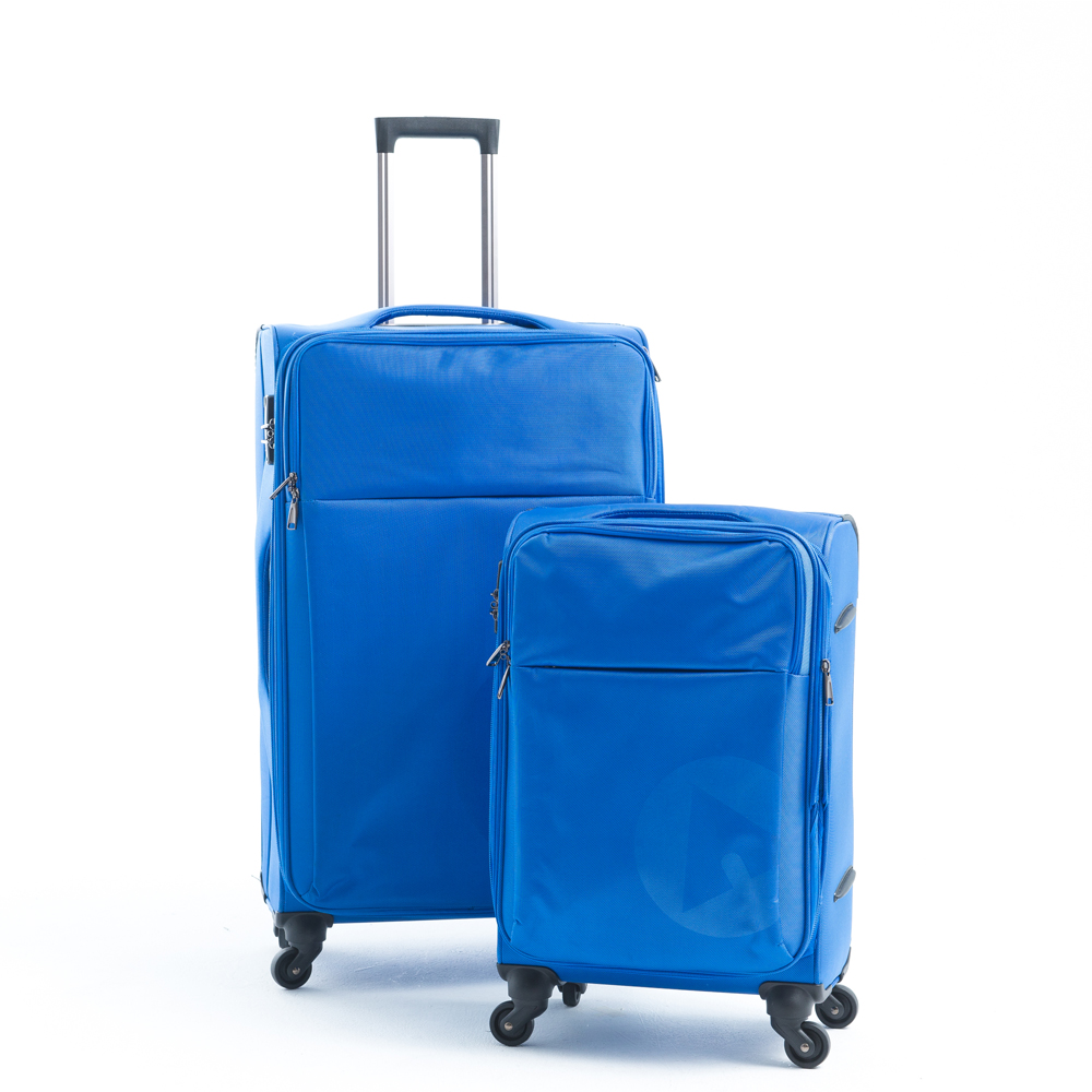 AIRWALK  LUGGAGE - 輕量系列 寄情物語行李箱 20+24吋拉鍊箱兩件組