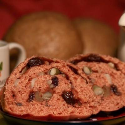 方王媽媽 紅莓堅果饅頭(5顆/袋)