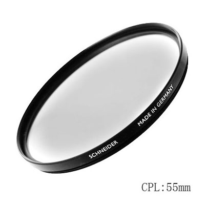 SCHNEIDER DIGITAL+ 55mm SCD CPL多層鍍膜偏光鏡