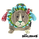 Les Deglingos 立體玩偶背包(兒童背包)-獅子 (JELEKROS)