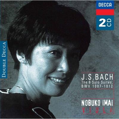 巴哈/無伴奏大提琴組曲-中提琴版(2CD)