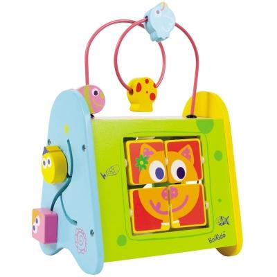 法國Boikido木製玩具-潛能開發組