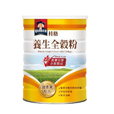 桂格 銀杏果配方養生全穀粉(600g)