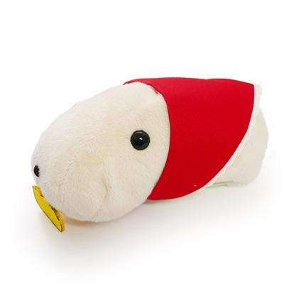 Kapibarasan 水豚君童話故事系列公仔。懷特小紅帽