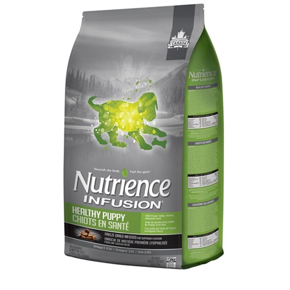紐崔斯Nutrience INFUSION天然幼犬《雞肉》犬糧2.27KG