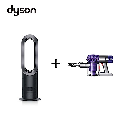 Dyson-AM09涼暖風扇-手持吸塵器baby