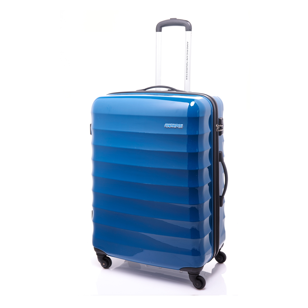 AT美國旅行者 24吋Paralite四輪行李箱(亮藍)