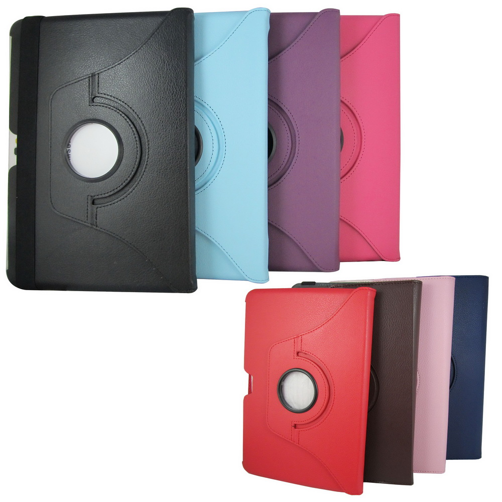 S2旋轉款 三星 Galaxy Note 10.1吋(N8000)平板 旋轉皮套