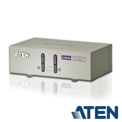 ATEN 2埠 USB KVM 切換器(CS72U)
