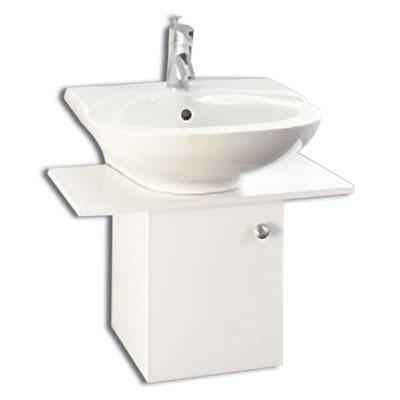 【HCG台灣和成】LCS333-510臉盆浴櫃(含水龍頭)