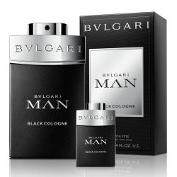 BVLGARI 寶格麗 當代冰海男性古龍淡香水60ml+同款小香水5ml