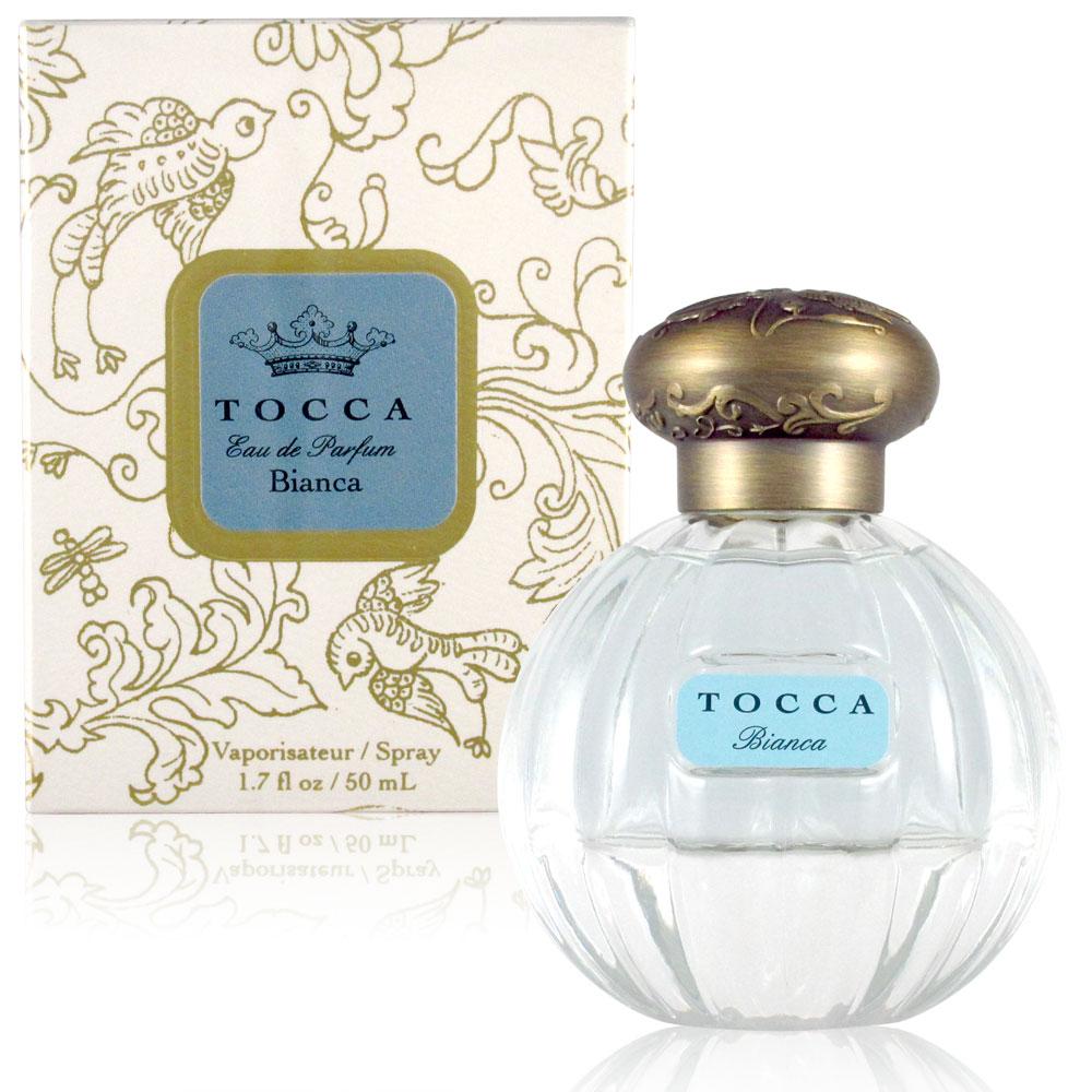 TOCCA Bianca 淡香精(綠茶、檸檬、蜜糖) 50ml