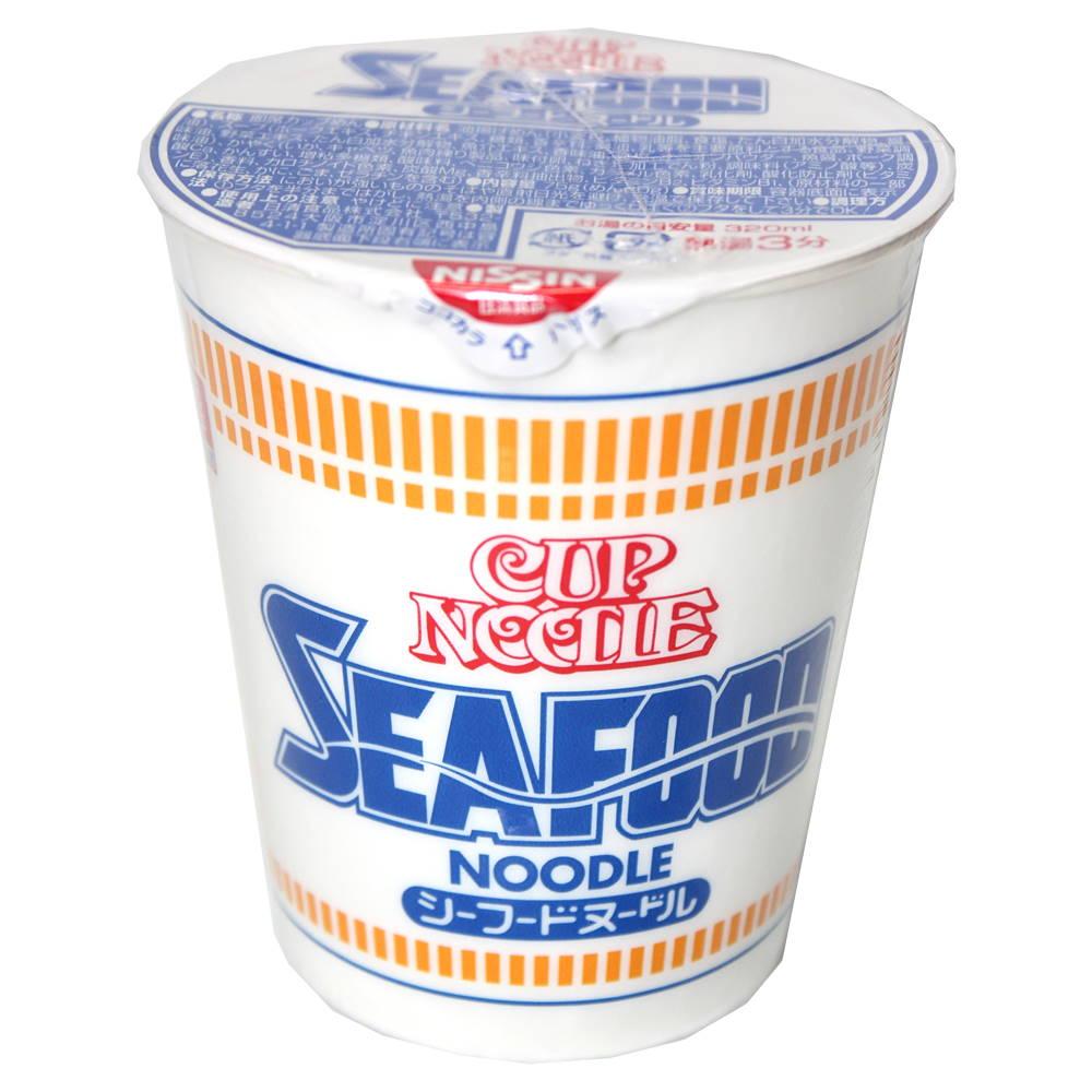 日清 杯麵-海鮮風味(75g)
