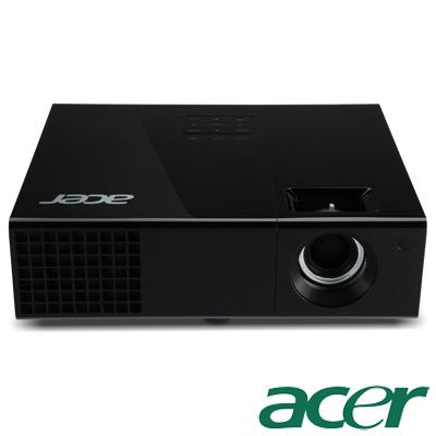 Acer-X1273-創新高科技抗光害免關燈3D投