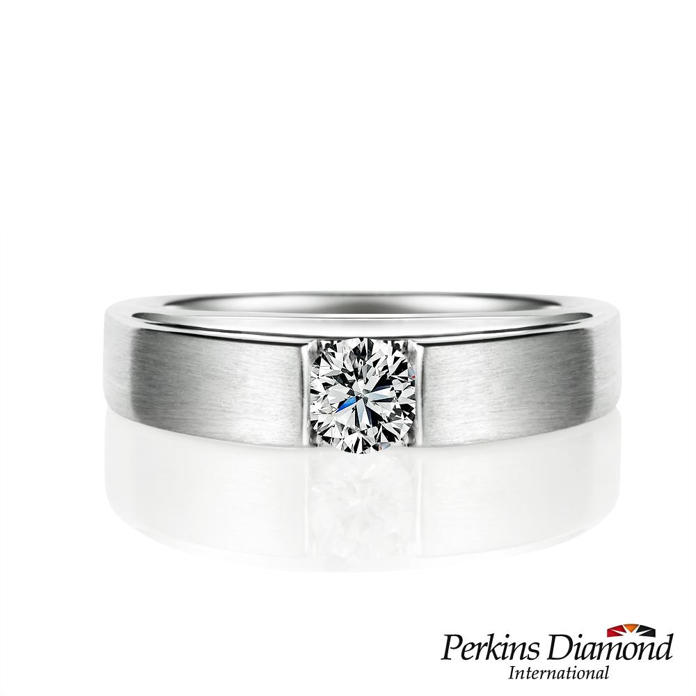 PERKINS 伯金仕 - Joseph男仕系列鑽石戒指
