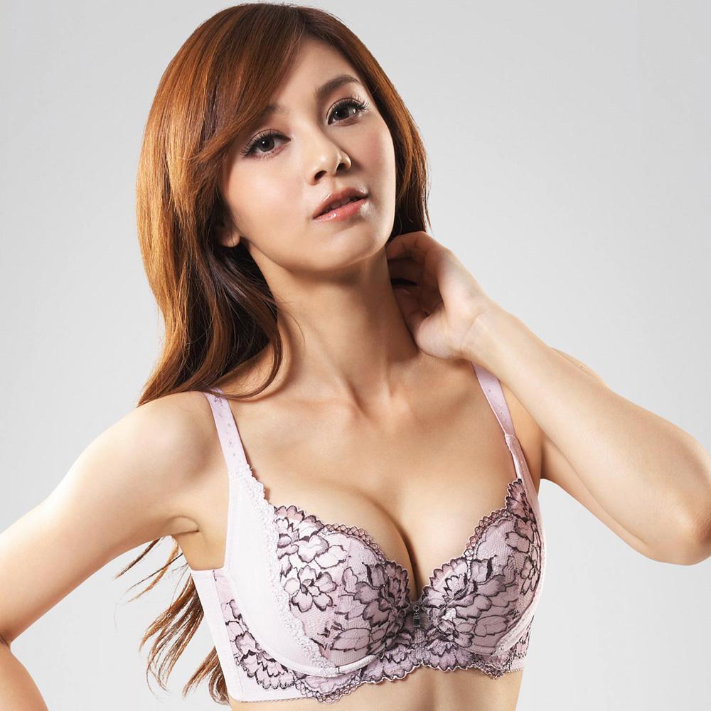 【摩奇X】健康系列B-C罩杯內衣(愛戀紫)